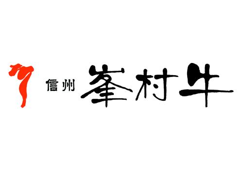 峯村牛ロゴ